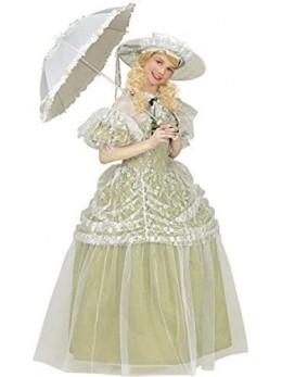 Ombrelle blanche de déguisement