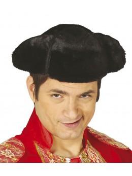 Chapeau toréro noir