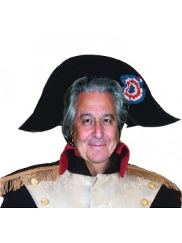 Chapeau Napoléon feutre