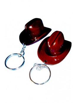 Porte clé chapeau de cowboy