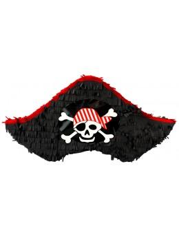 Pinata chapeau de pirate 50cm
