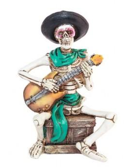 Squelette mariachi 15cm