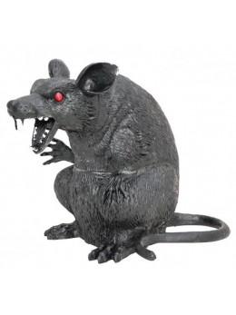 Rat yeux rouge 22cm
