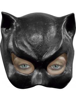Masque catwoman latex