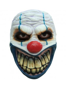 Masque clown rieur