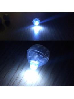 Led à ballon lumière fixe Blanche