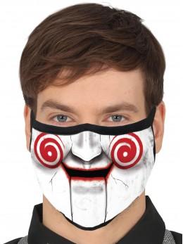 Masque tissu psycho killer