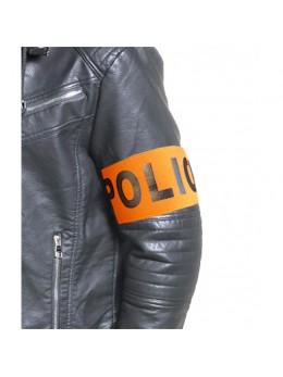 Faux brassard Police