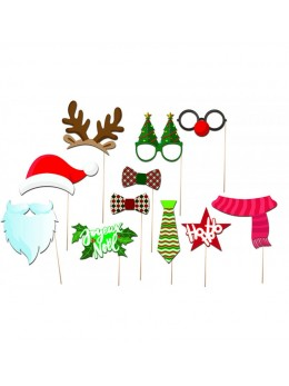 Kit photobooth spécial Noël
