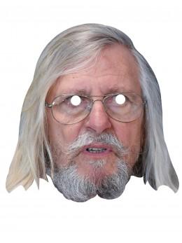 Masque en carton Docteur Raoult