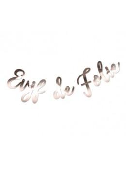 Guirlande Lettres EVJF