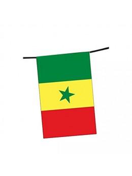 Guirlande Sénégal 5m