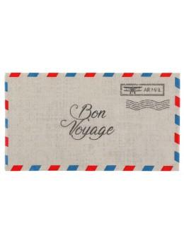 20 serviettes papier Bon voyage