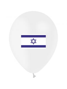 10 Ballons Israël 30cm