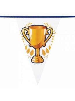 Guirlande fanions champion 6m