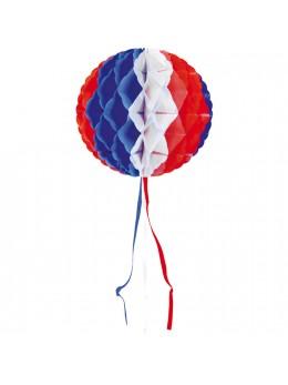 Boule tricolore 30cm