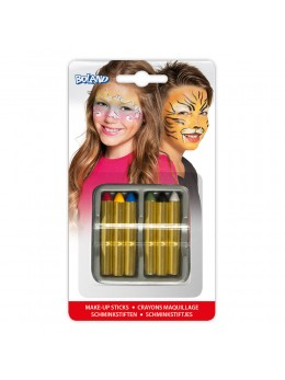 Boite 6 crayons maquillage