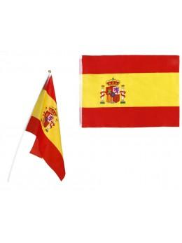 Drapeau Espagne polyester 30/45cm
