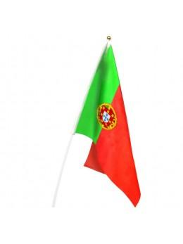 Drapeau Portugal polyester 30/45cm