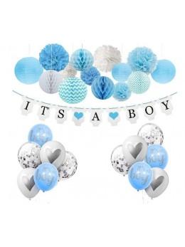 Pack ballons déco It's a boy