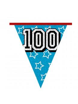 Guirlande 100 ans