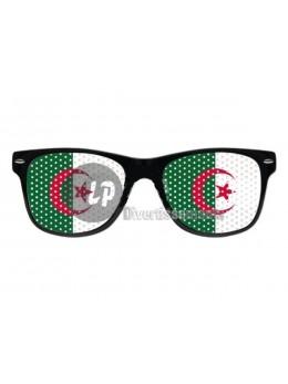 Lunettes Supporter Algérie