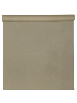 Nappe damassée 25m golden grey