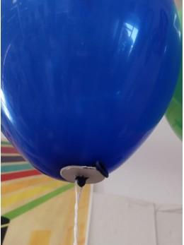 100 attaches ballons écologiques avec ficelle