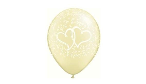 Ballons mariage 30cm décoration originale