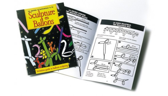 Ballons de magicien décoration originale
