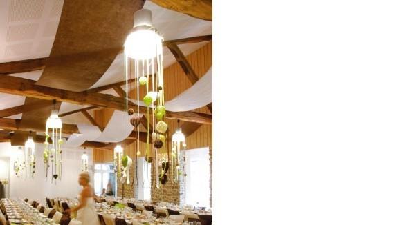 Tentures murales & plafond | Accessoires déco de mariage - Fête en Folie