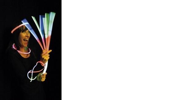 Bracelets lumineux et objets fluo