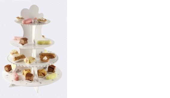 Présentoirs à Gâteau pour Anniversaire pas chers | Cupcake, Mignardise, etc.