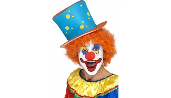 Perruque clown originales