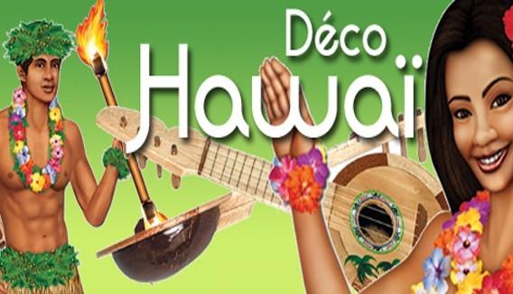Décoration pour Beach Party : Pinata, Collier Hawai, etc. - Fête en Folie