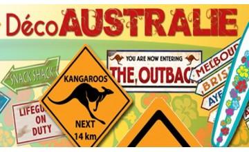 Soirée à Thème Australie : Déguisement & Accessoire, etc. pas chers - Fête en Folie