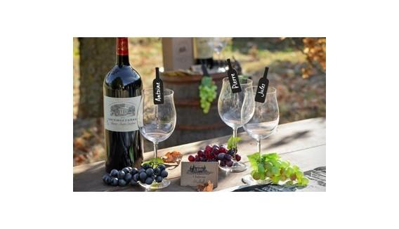 Décoration thème vin vigne