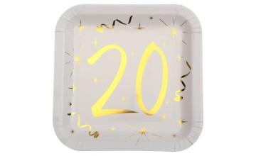 Décoration anniversaire 20 ans