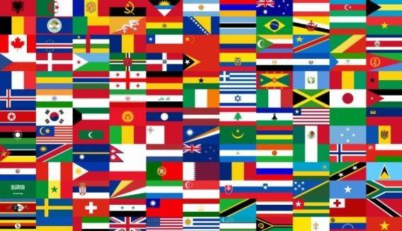 Décoration thème les Pays du Monde