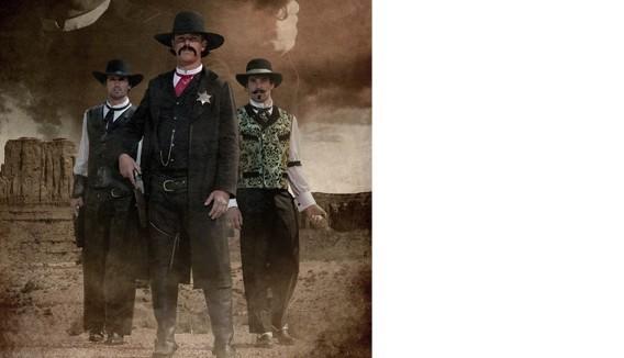 Déguisements Cowboy cowgirl